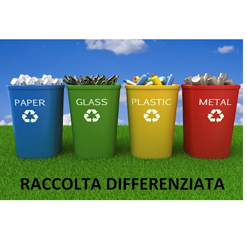 CALENDARIO RACCOLTA DIFFERENZIATA 2019